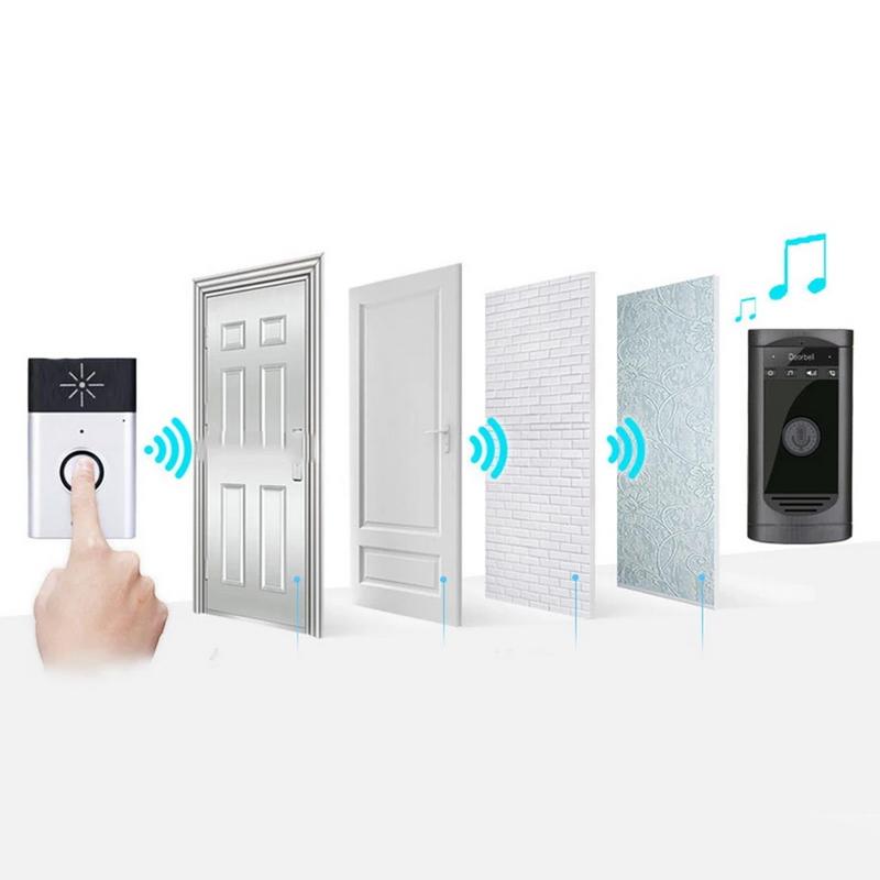 Беспроводной аудио звонок Speak new