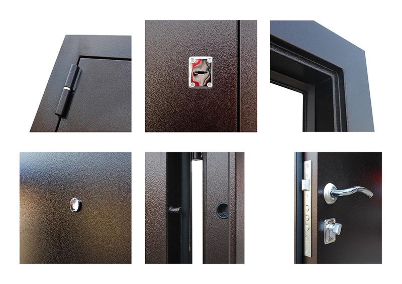 Металлические двери «Амазон»