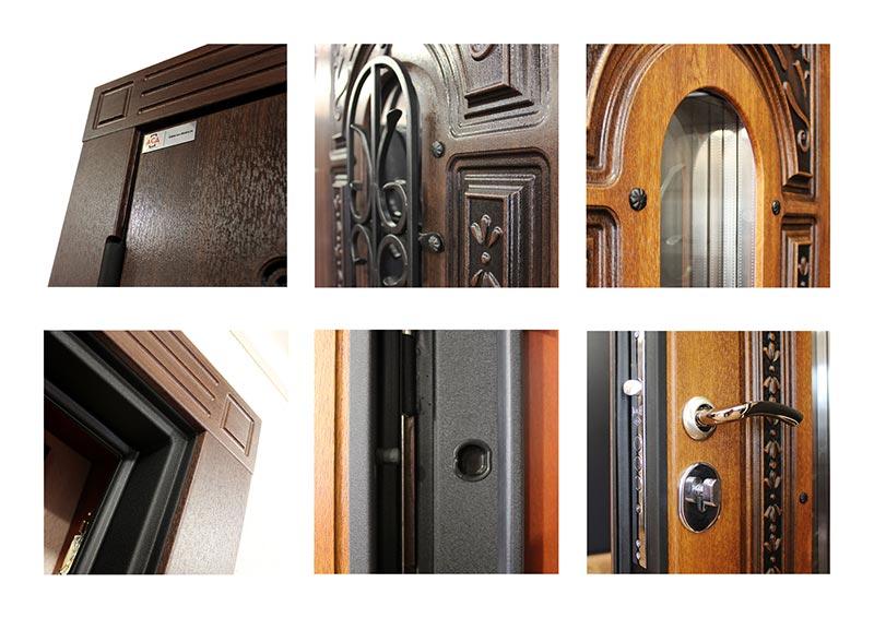 входные металлические двери южно