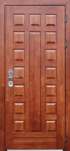 Стальная дверь «Массив»