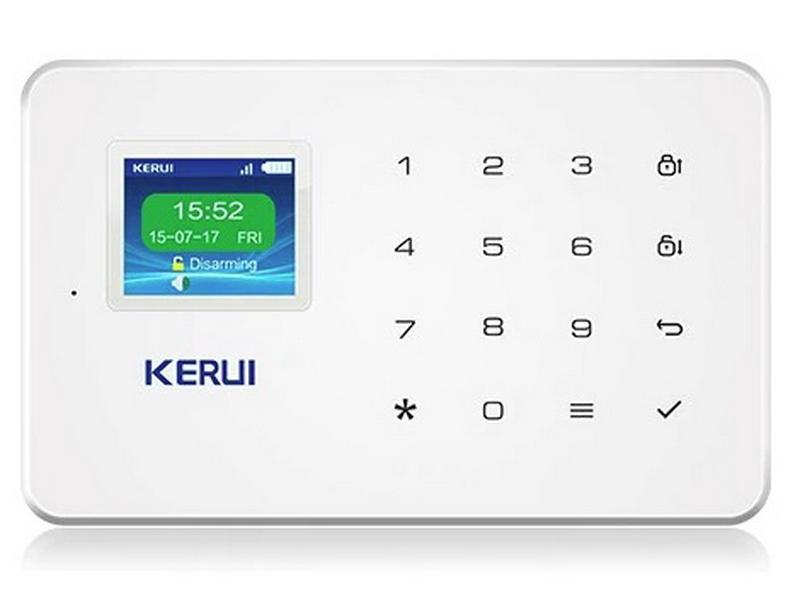 Сигнализация KERUI GSM G18
