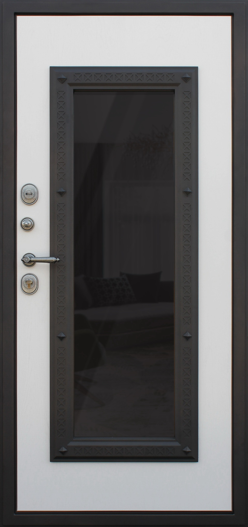 Стальная дверь «GrandLux»