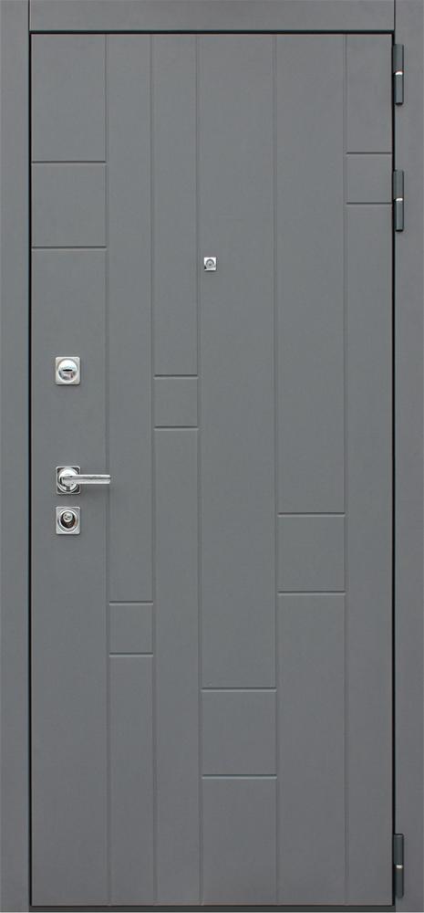 Стальная дверь «Цитадель» (заказная)
