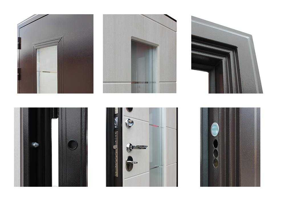 Стальная дверь «Вита»