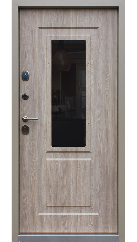 Стальная дверь «Сапфир» (заказная)