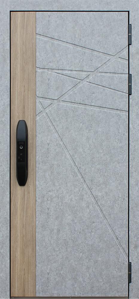 Стальная дверь «Аккорд