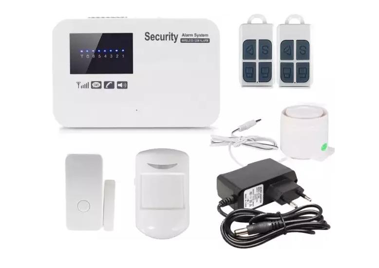 GSM сигнализация ZC-GSM020