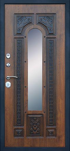 Стальная дверь АСД
